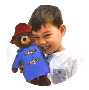 Paddington Bear Movie Talking Toy Thumbnail 2