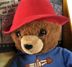 Paddington Bear Movie Talking Toy Thumbnail 6