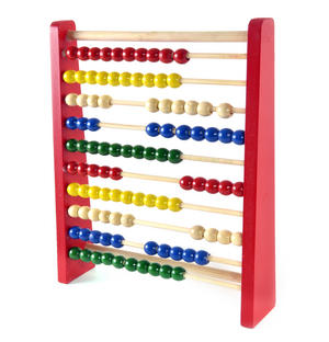 Classic Wooden Abacus Thumbnail 1