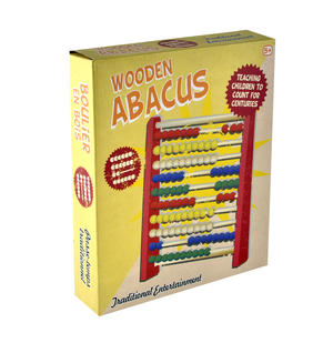 Classic Wooden Abacus Thumbnail 2