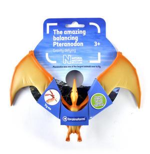 Amazing Balancing Pteranodon - Gravity Defying Thumbnail 1