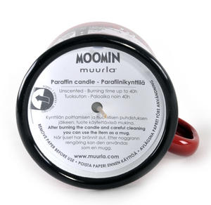 Eve at Moominvalley - Moomin Candle in 2.5cl Enamel Cup Thumbnail 3