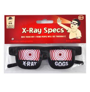 Classic X-Ray Specs - X Ray Gogs Thumbnail 4