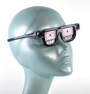 Classic X-Ray Specs - X Ray Gogs Thumbnail 2
