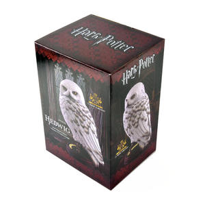 "Hedwig -  Handpainted Sculpture 9.5"" Noble Collection Harry Potter Replica Thumbnail 7"