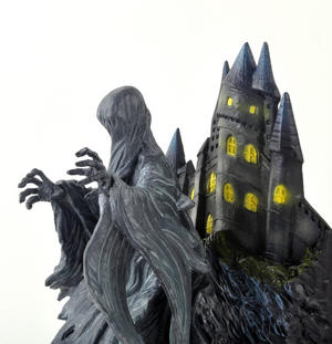 Dementor - Harry Potter Magical Creatures by Noble Collection Thumbnail 1