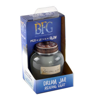 Big Friendly Giant BFG Dream Jar Night Light Thumbnail 2