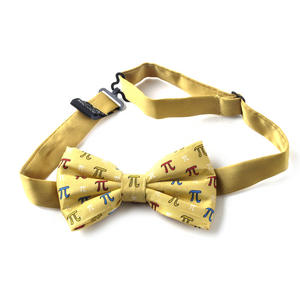 Pythagoras Bow Tie with Pi Design Thumbnail 3