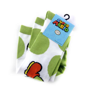 Super Mario Brothers Yoshi Kneehigh Socks Thumbnail 3