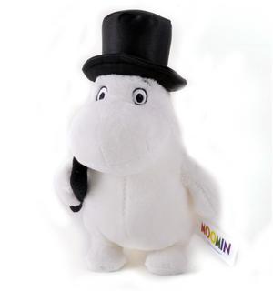 "Moominpapa - Moomins Soft Toy - 6.5"" of Mumintroll Fun Thumbnail 3"