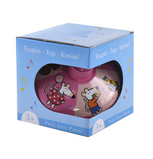 Maisy Mouse Spinning Top Thumbnail 3