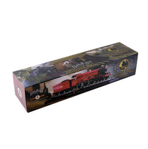 Harry Potter Hogwarts Express Die Cast Train Model and Base Thumbnail 6