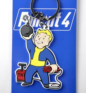 Fallout 4 Explosives Skill Keyring