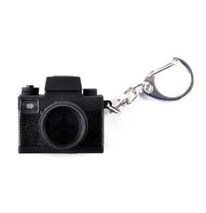 Camera Keyring With Super Bright LED Camera Flash & Shutter Sound