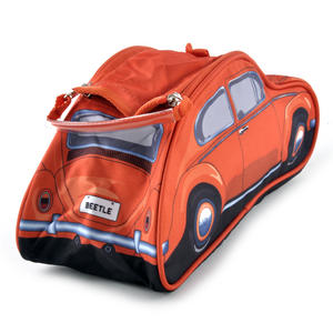 Volkswagen Orange Beetle Washbag /  Make Up Bag Thumbnail 2