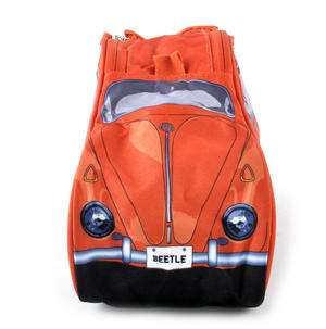 Volkswagen Orange Beetle Washbag /  Make Up Bag Thumbnail 3