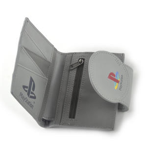 Play Station Deluxe PlayStation Shaped Bifold Wallet Thumbnail 5