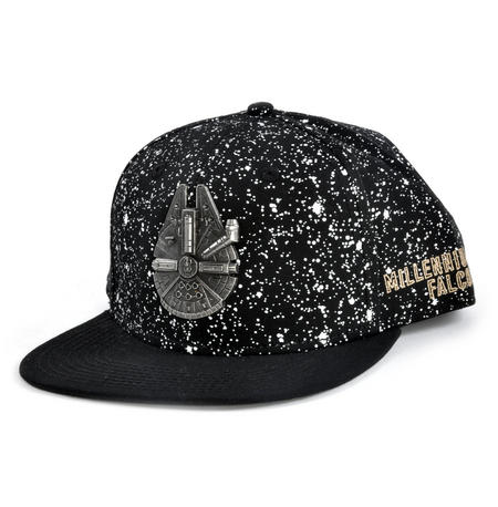 Millennium Falcon Star Wars Snap Back Cap