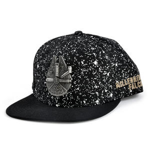 Millennium Falcon Star Wars Snap Back Cap Thumbnail 1