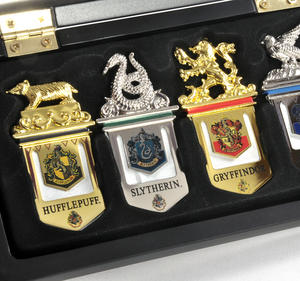 Harry Potter Hogwarts House Bookmark Collection Thumbnail 4