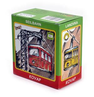 Cable Car - Classic Collector's Toy Thumbnail 2