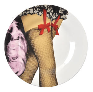 Show Girl Wall Plate Collection - Set of 3 Thumbnail 3