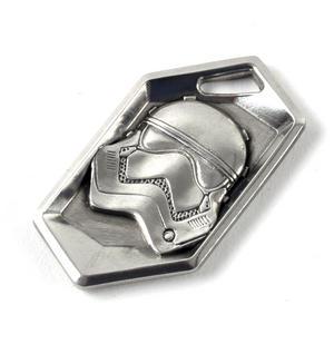 Royal Selangor Star Wars First Order Stormtrooper Keyring Thumbnail 1