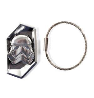 Royal Selangor Star Wars First Order Stormtrooper Keyring Thumbnail 4