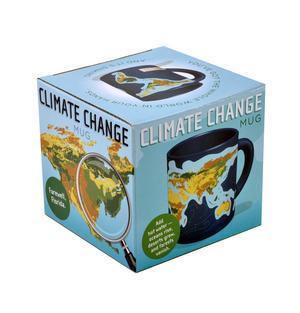 Climate Change Heat Change Mug Thumbnail 7