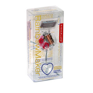 Rainbowmaker Heart - The Solar Powered Rainbow Maker Thumbnail 2