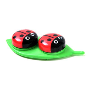 Ladybird Contact Lens Case
