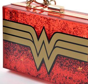 Wonder Woman Glitterbox Cross Body Bag Thumbnail 5