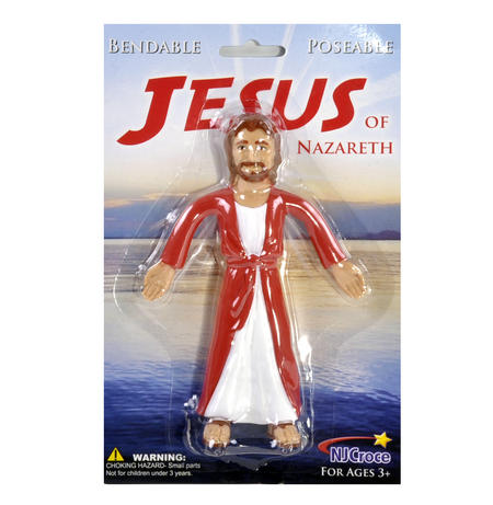 Jesus Christ - Bendable Jesus