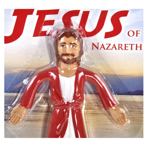 Jesus Christ - Bendable Jesus Thumbnail 2