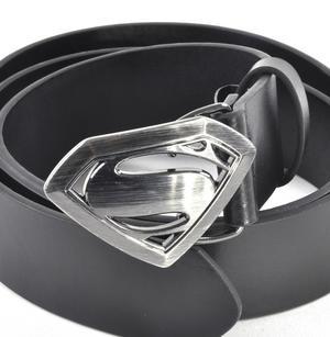 Superman Logo Belt in Metal Presentation Box Thumbnail 3