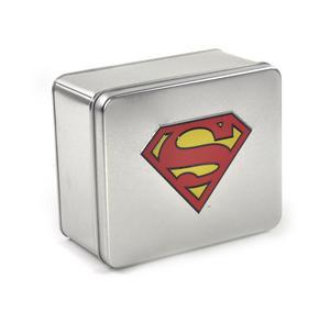 Superman Logo Belt in Metal Presentation Box Thumbnail 5