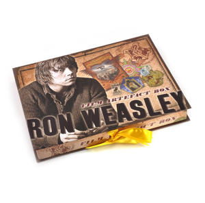 Ron Weasley (Harry Potter) Film Artefact Box - A Trove of Replica Harry Potter Documents and Keepsakes Thumbnail 3