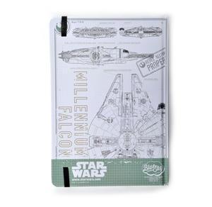 Star Wars Rogue 1 Millennium Falcon Droid Maintenance Manual Notebook Thumbnail 2