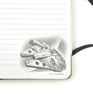 Star Wars Rogue 1 Millennium Falcon Droid Maintenance Manual Notebook Thumbnail 7