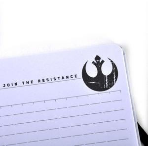 Star Wars Rogue 1 Millennium Falcon Droid Maintenance Manual Notebook Thumbnail 8