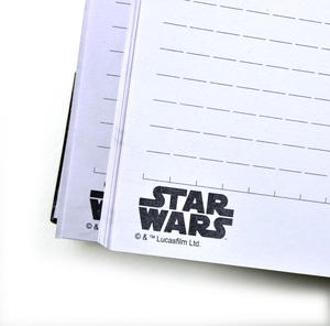 Star Wars R2 D2  Droid Maintenance Manual Notebook Thumbnail 5
