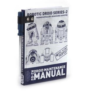 Star Wars R2 D2  Droid Maintenance Manual Notebook Thumbnail 7