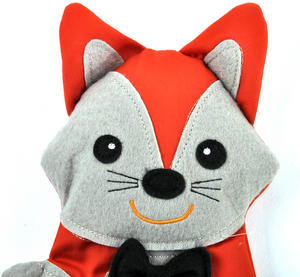 Huggable Fox - Microwavable Warm Cuddly Friend Thumbnail 1