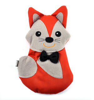 Huggable Fox - Microwavable Warm Cuddly Friend Thumbnail 4