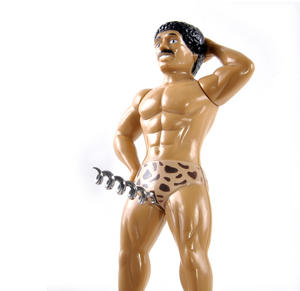 McLovin Corkscrew Muscle Man