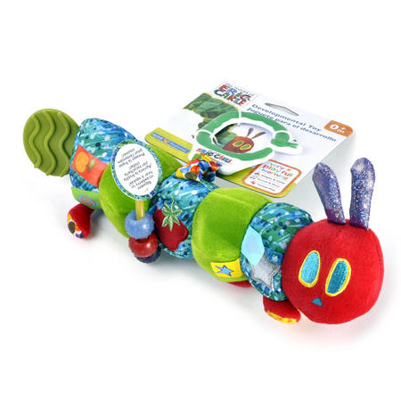 Very Hungry Caterpillar Eric Carle Developmental Toy