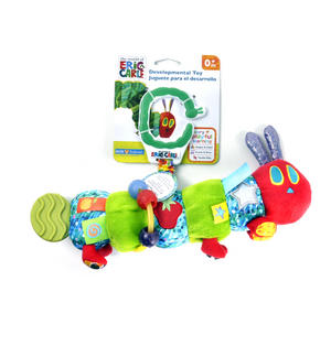 Very Hungry Caterpillar Eric Carle Developmental Toy Thumbnail 2