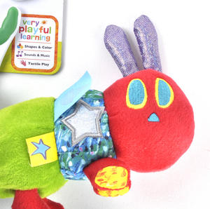 Very Hungry Caterpillar Eric Carle Developmental Toy Thumbnail 3