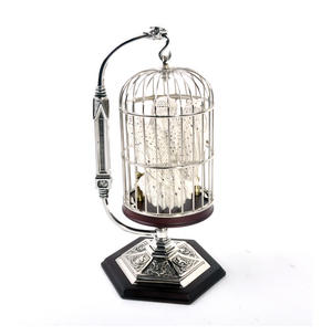 Hedwig and Cage  - Harry Potter Replica by Noble Collection Thumbnail 7