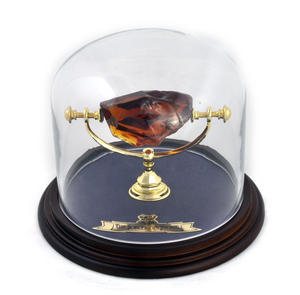 Philosopher's Stone / Sorcerer's Stone in Glass Display Case  - Harry Potter Replica by Noble Collection Thumbnail 1
